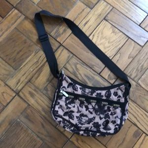 LeSportsac Hobo Crossbody Bag